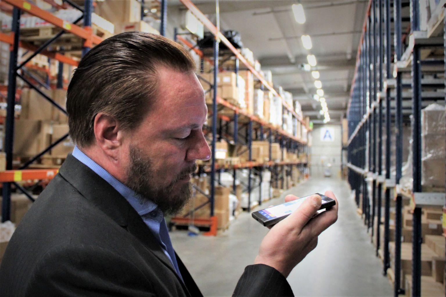 varaston keräilykapasiteetin kehittäminen digitaalisella ratkaisulla